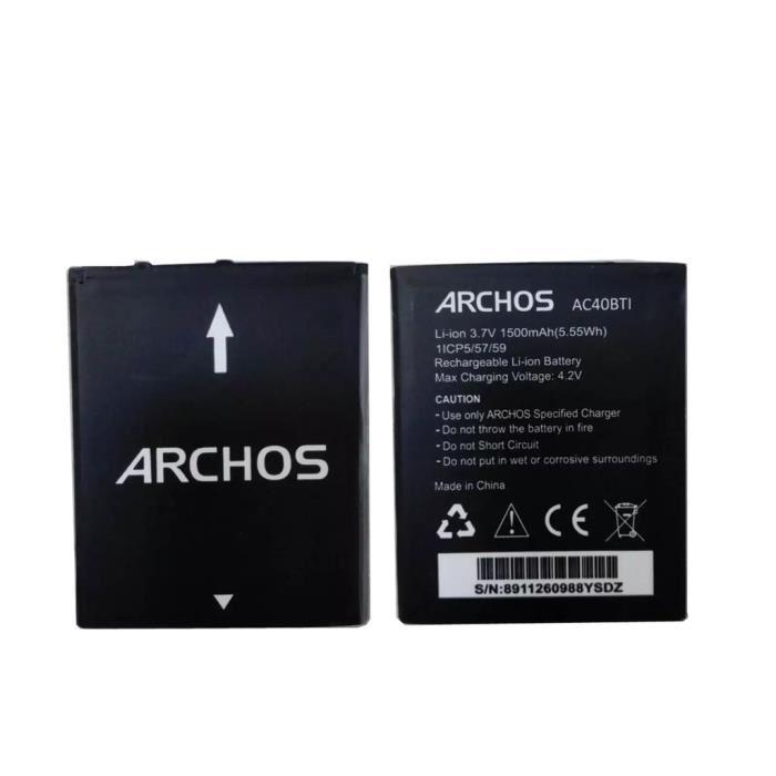 batterie archos