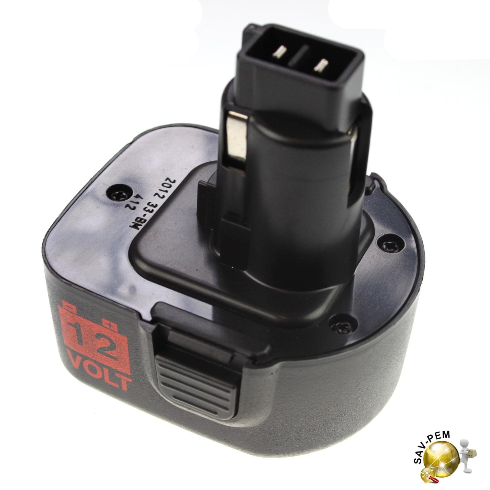 batterie black decker
