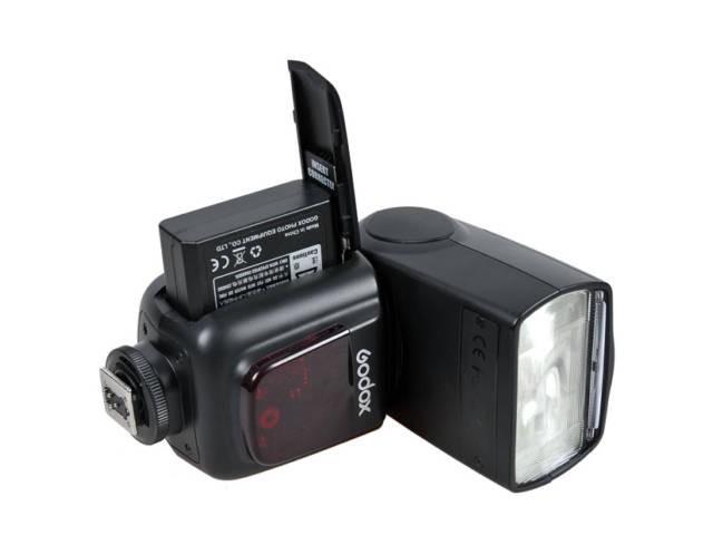 batterie flash canon