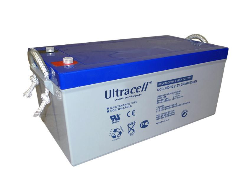 batterie gel solaire