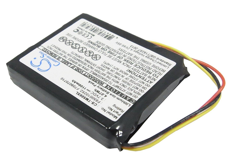 batterie gps tomtom one
