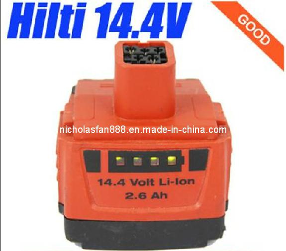batterie hilti 14.4 v