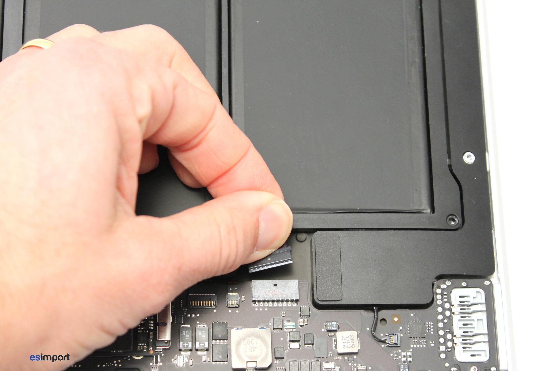 batterie macbook air 2012
