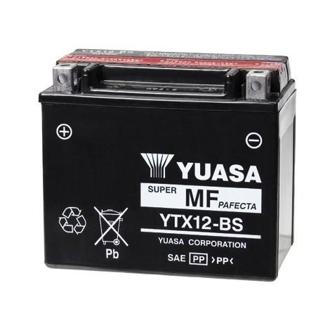 batterie moto yt12b bs 12v 10ah