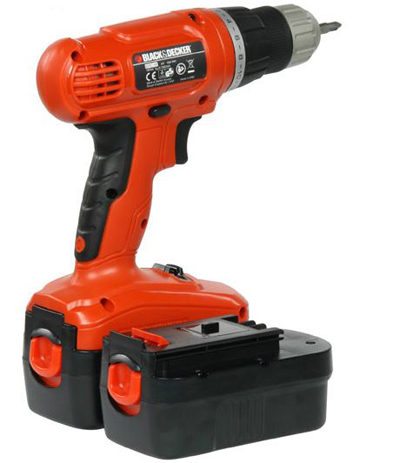 batterie perceuse black et decker