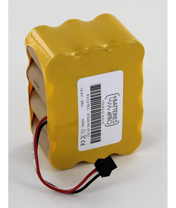 batterie pour aspirateur