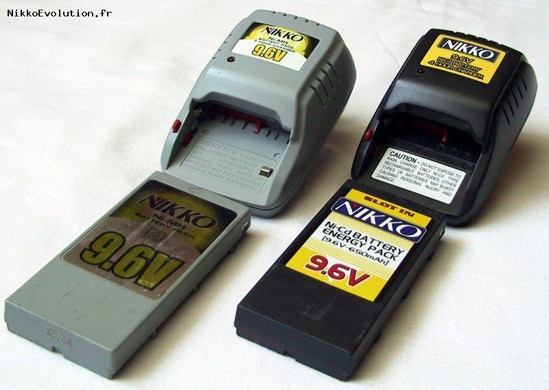 batterie voiture telecommandée nikko