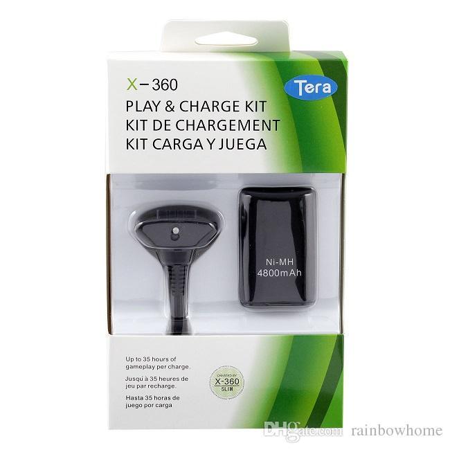 batterie xbox 360