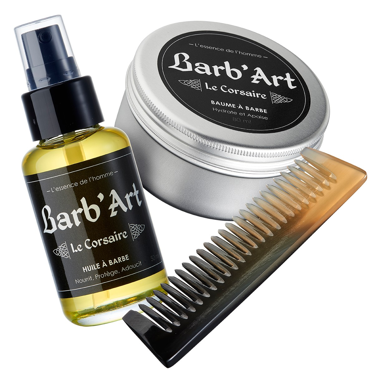 baume pour barbe