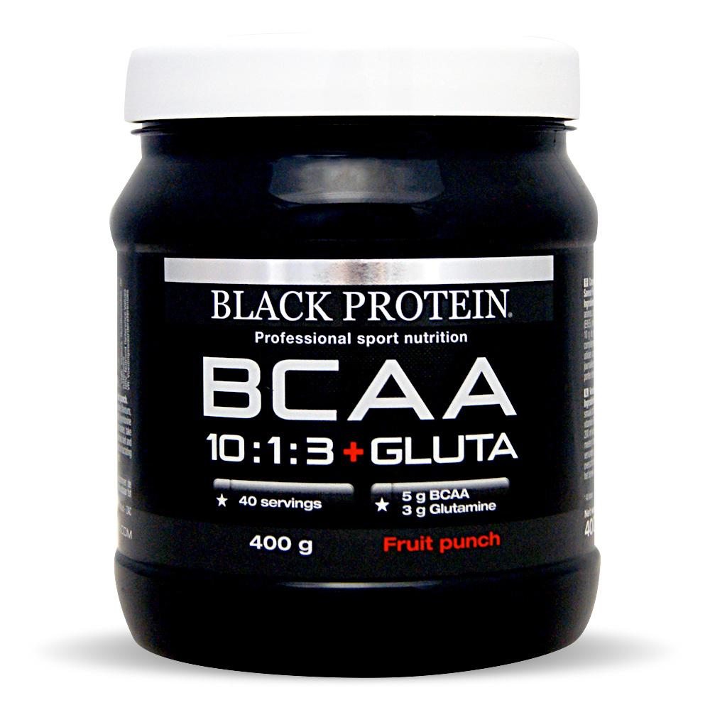 bcaa black protein