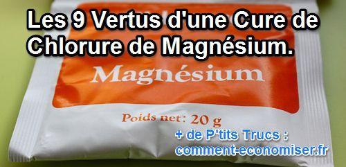 bicarbonate de magnésium
