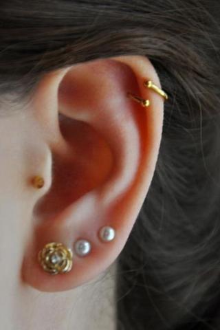bijoux helix