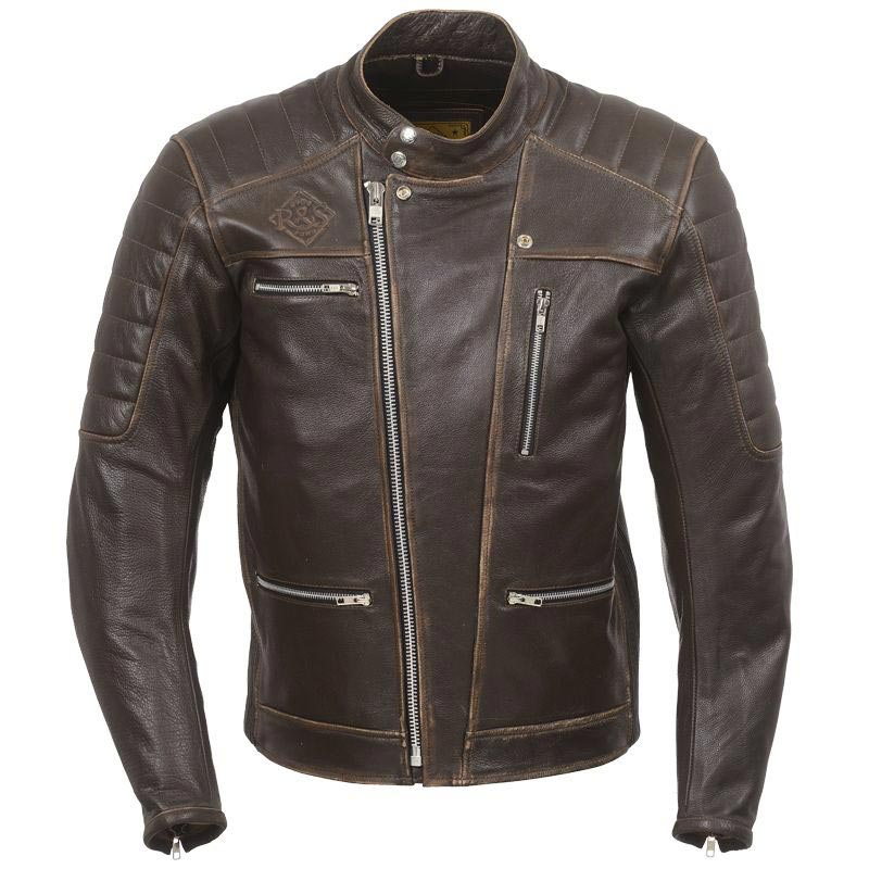 blouson vintage cuir