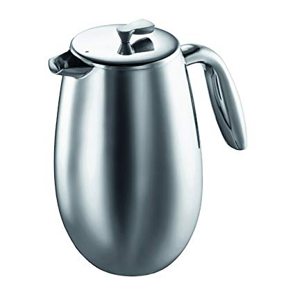 bodum metal french press