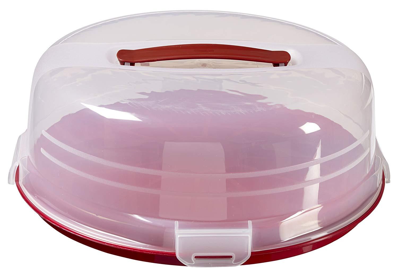boite plastique transport gateau