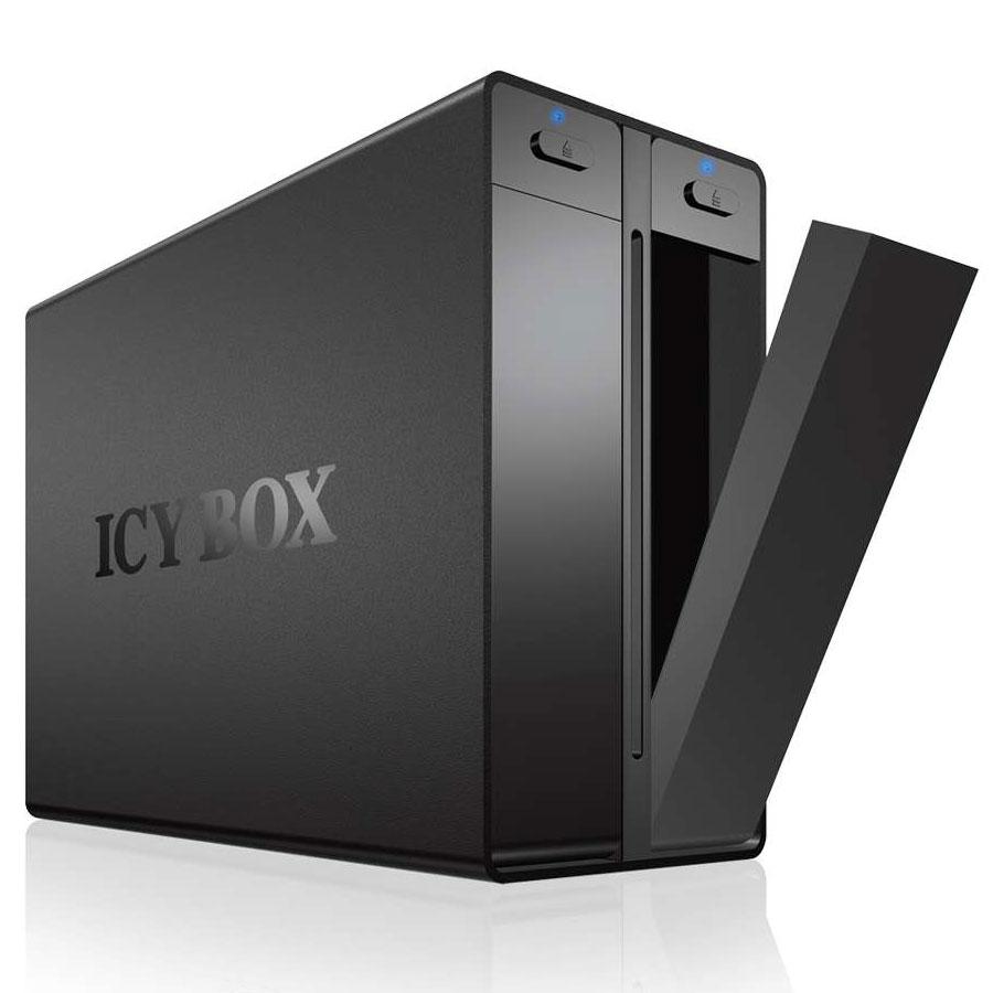 boitier disque dur externe 3.5 sata usb3