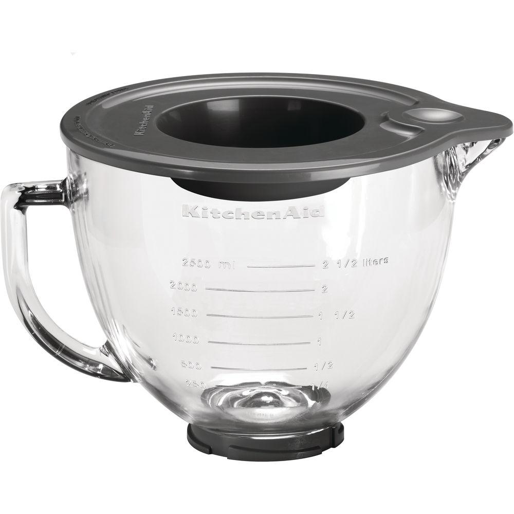 bol en verre kitchenaid