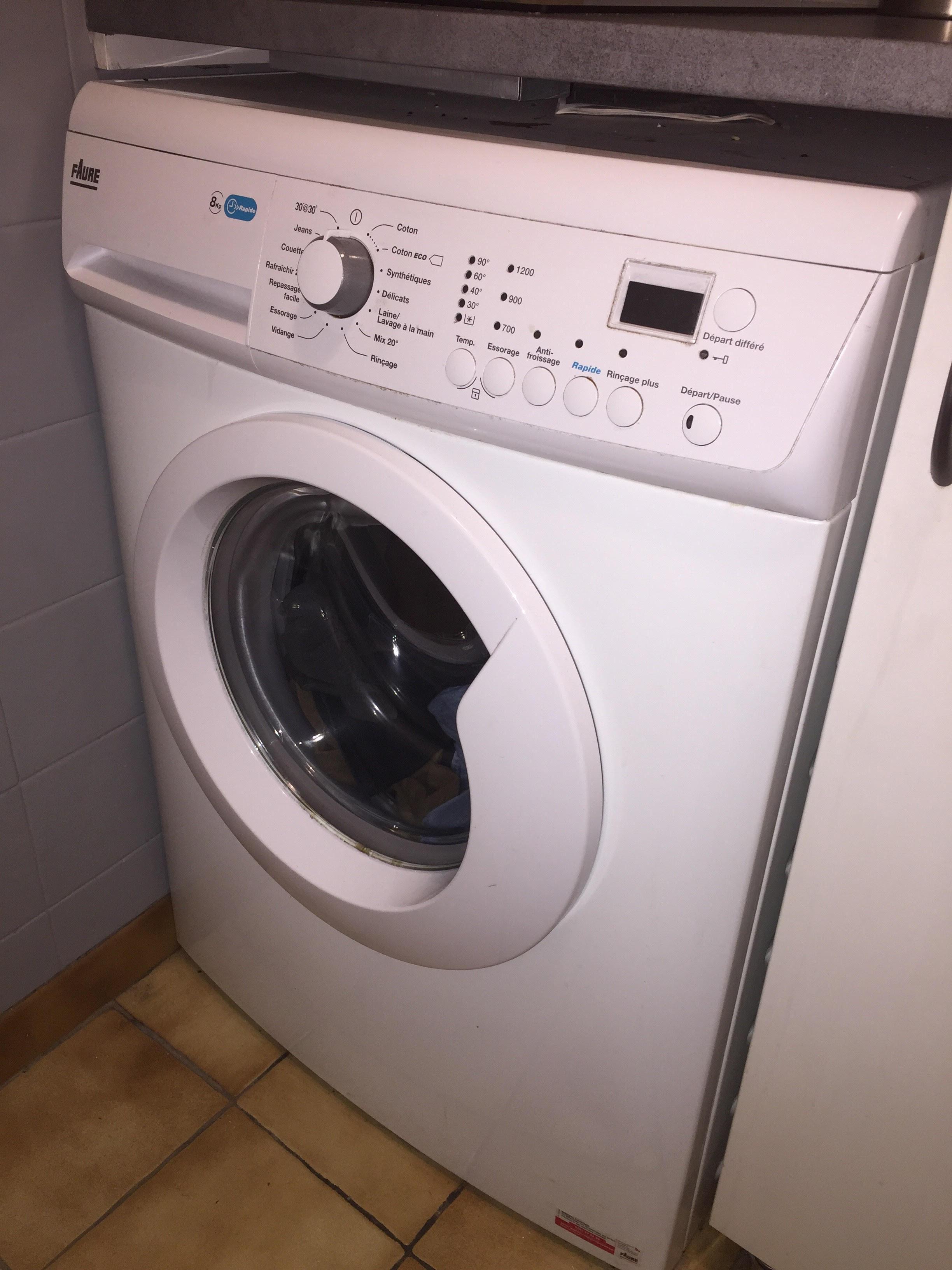bon lave linge