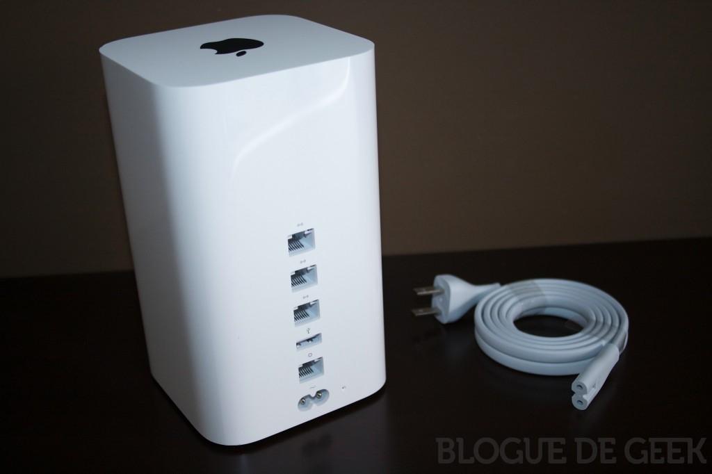 borne wifi 802.11 ac