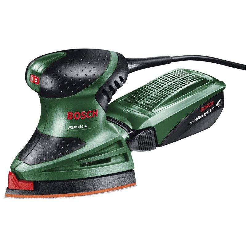 bosch ponceuse