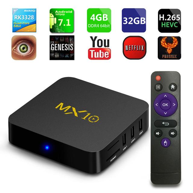 box smart tv