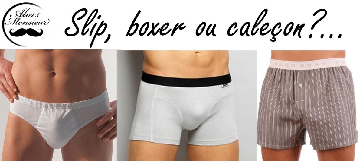 boxer ou caleçon santé