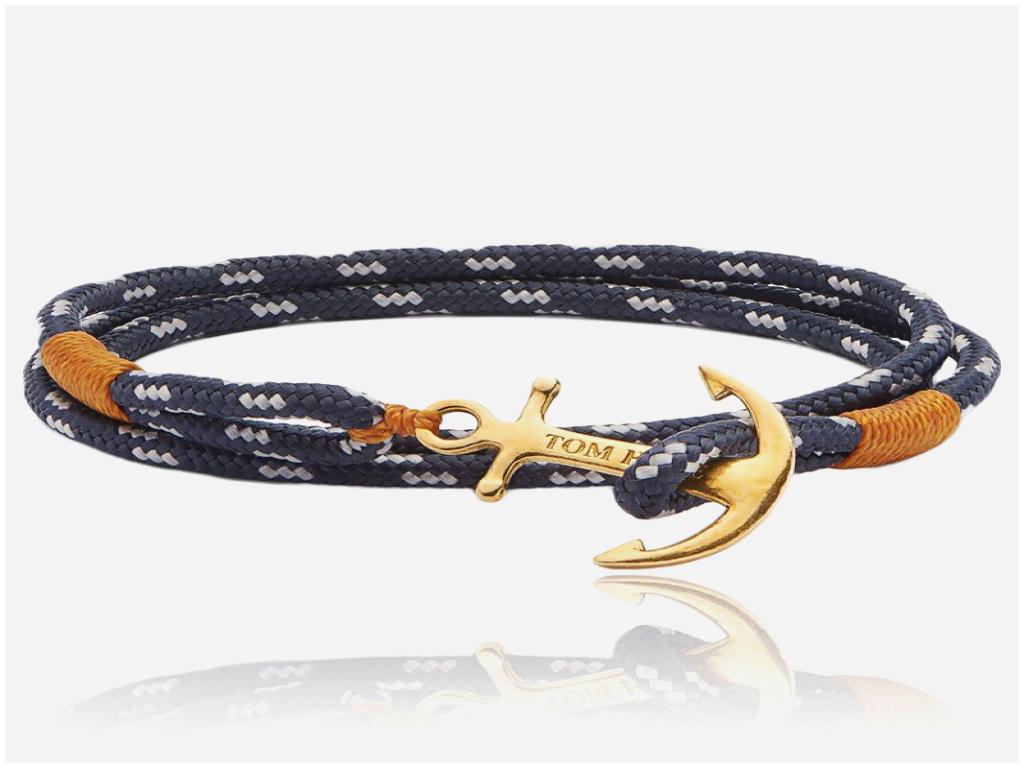 bracelet ancre tom