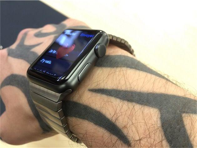 bracelet apple watch sport