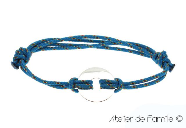 bracelet corde bateau