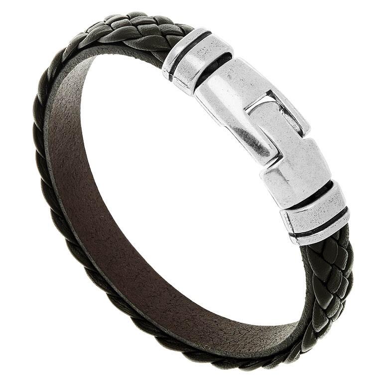 bracelet cuir homme marque