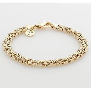 bracelet femme or 18 carats