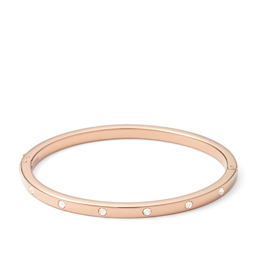 bracelet fossil rose