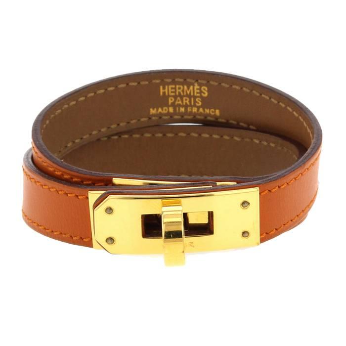 bracelet hermes cuir femme