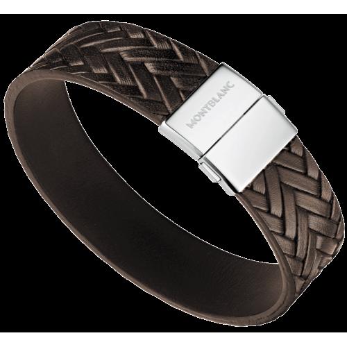 bracelet homme cuir luxe