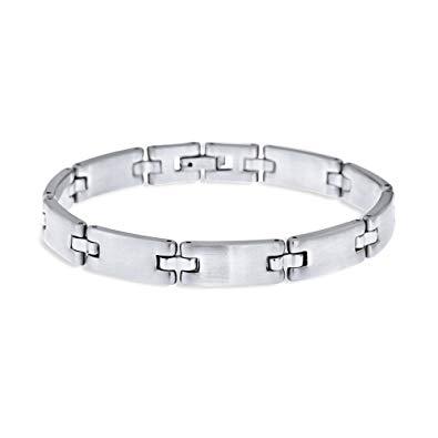 bracelet homme en acier