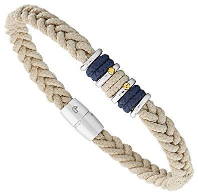 bracelet homme tissu