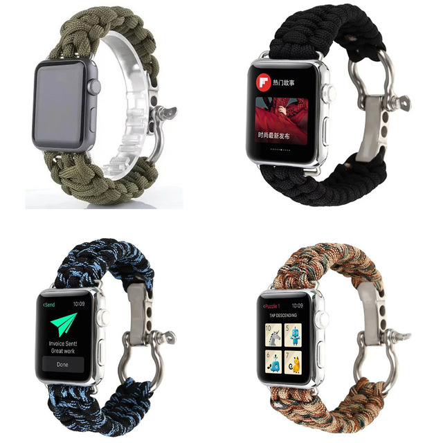 bracelet montre apple watch