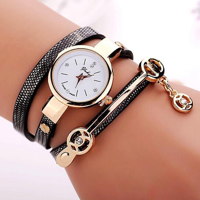 bracelet montre femme
