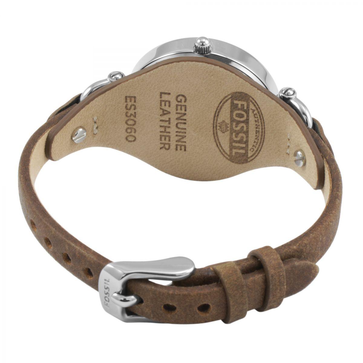 bracelet montre fossil