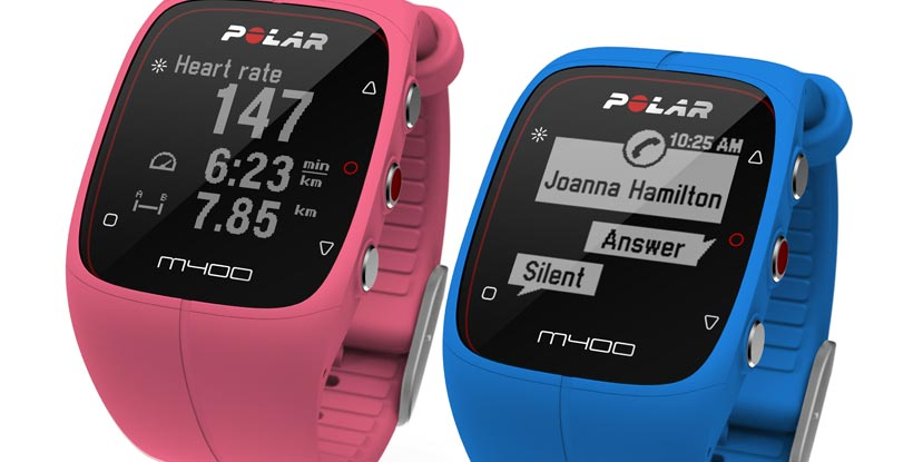 bracelet polar m400