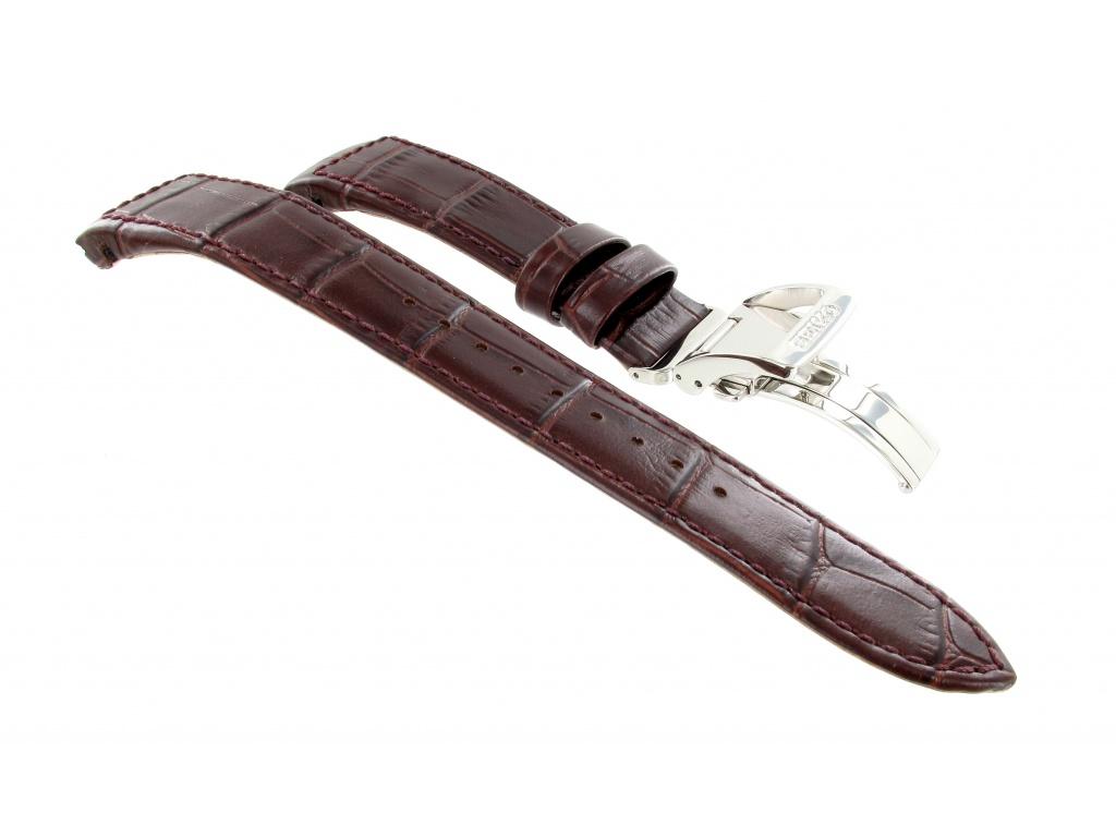bracelet seiko cuir