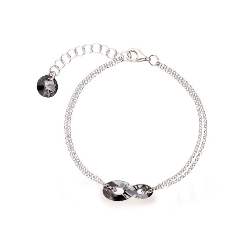 bracelet swarovski infini