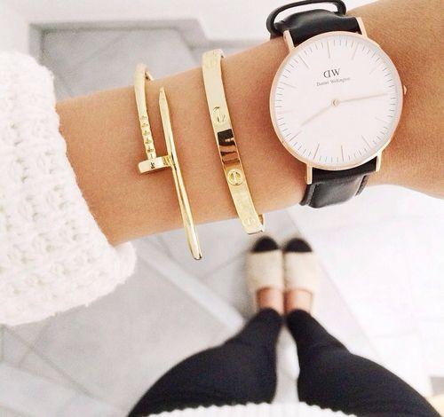 bracelets daniel wellington