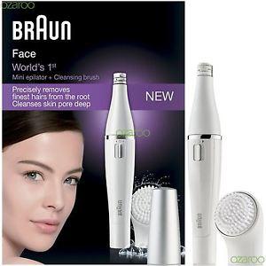 braun epilateur visage