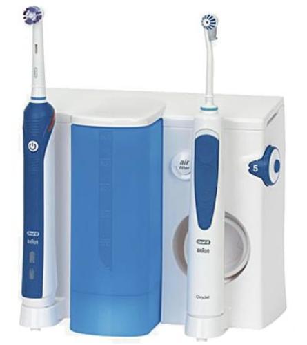 brosse a dent electrique jet