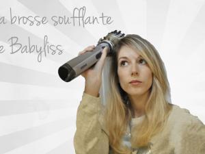brosse chauffante brushing