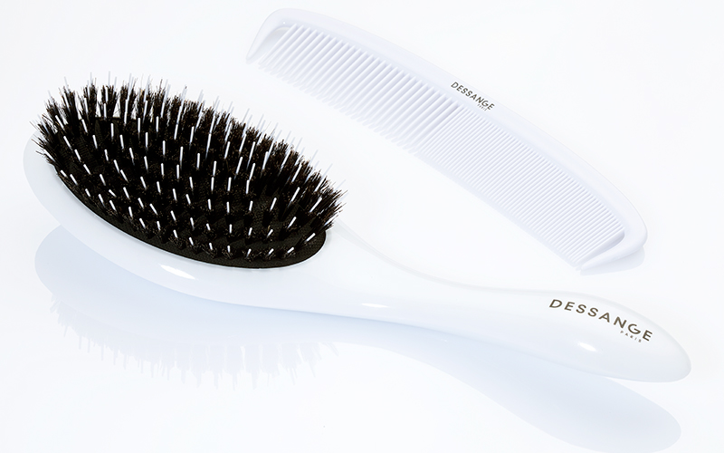 brosse cheveux dessange