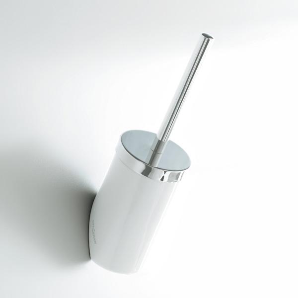 brosse toilette suspendue