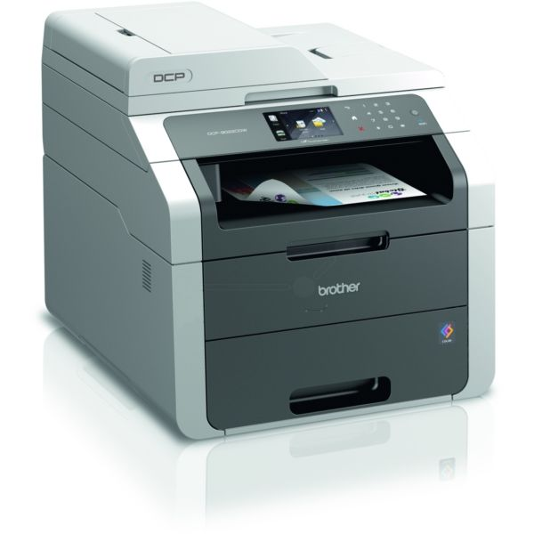 brother dcp 9020cdw - imprimante multifonctions ( couleur )