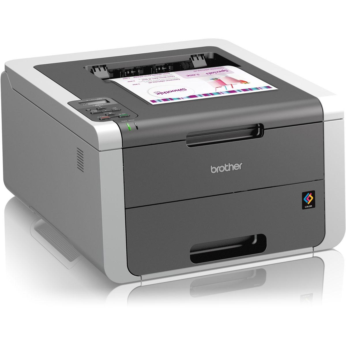 brother imprimante laser couleur